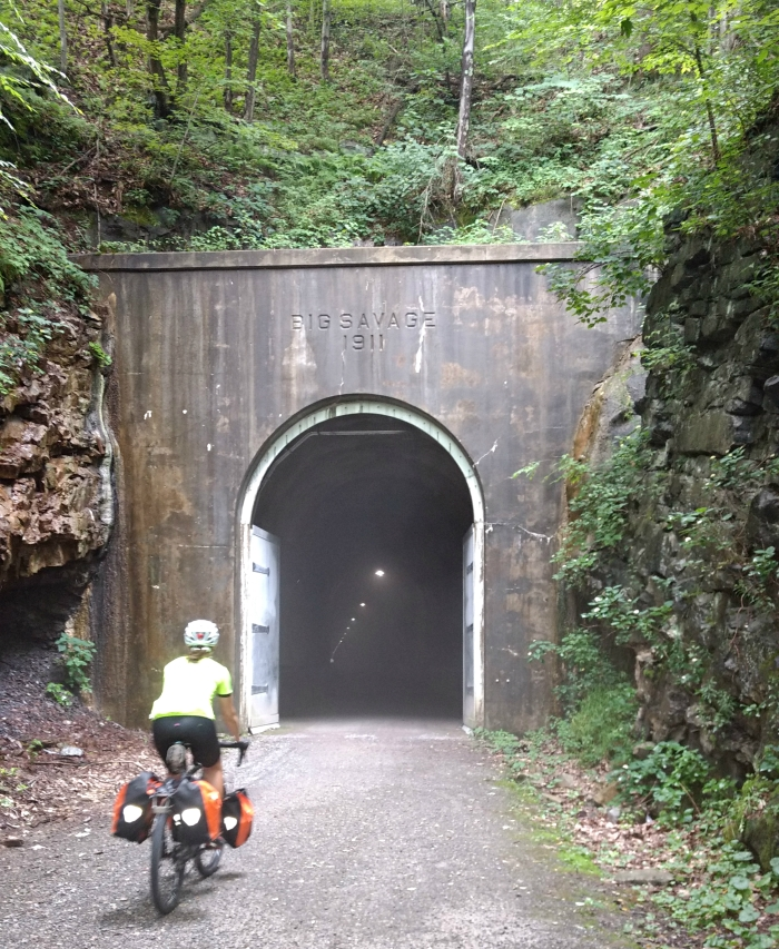 Big Savage Tunnel