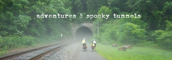 spooky tunnels